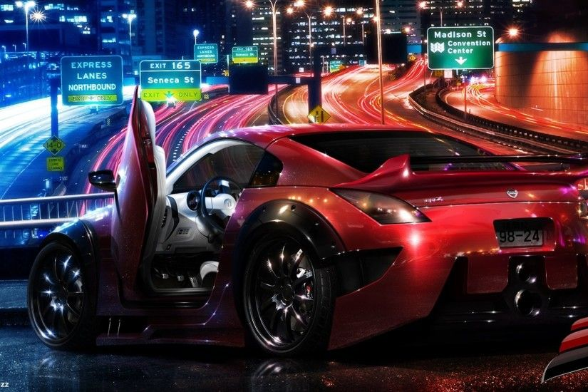 Neon Cars Wallpapers