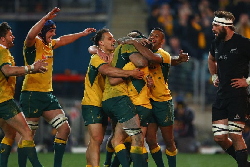 Australia v New Zealand – The Rugby Championship