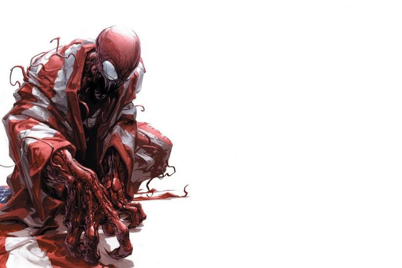 Carnage wallpaper - Comic wallpapers - #23921