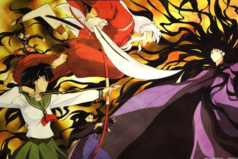 inuyasha wallpaper 1920x1200 for lockscreen