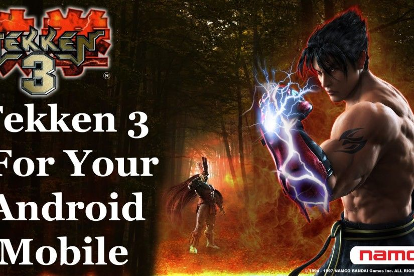 How To Install Tekken 3 Game on Android Mobile Phone (100% Working) -  YouTube
