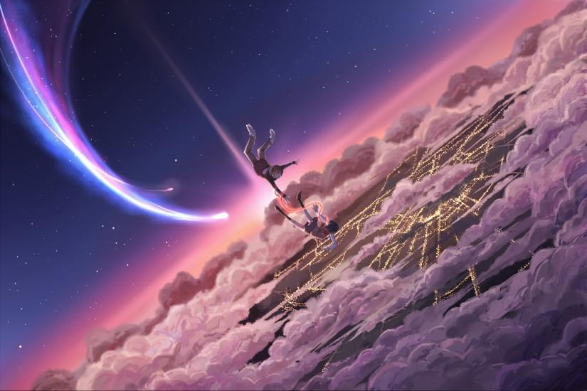 amazing kimi no na wa wallpaper 1920x1508 windows 7