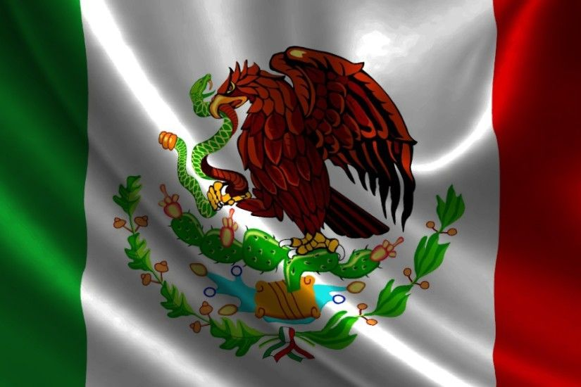 Coat of arms of Mexico. This is in the Mexico's flag too, named .