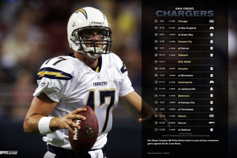 San Diego Chargers 369293