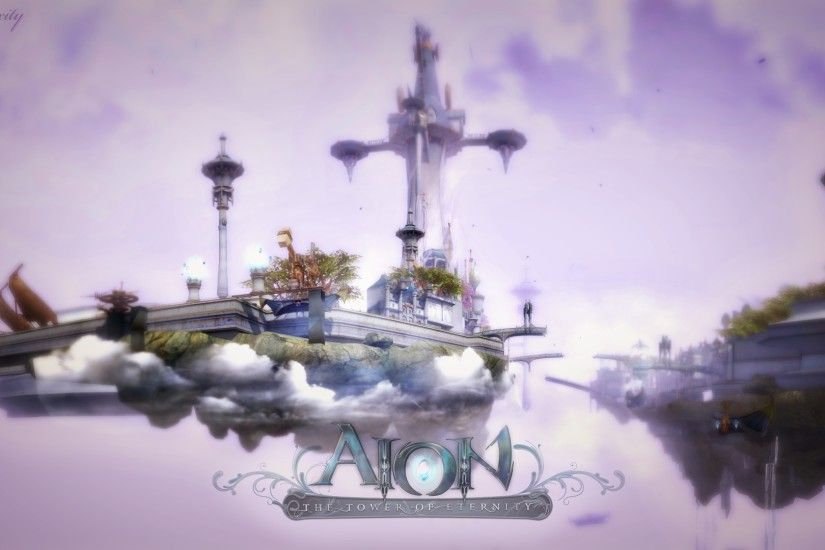 Tags: Anime, Nc Soft, Aion: The Tower of Eternity, Floating Island