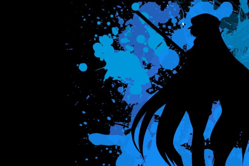 Esdese Silhouette Akame Ga Kill Esdeath Wallpaper