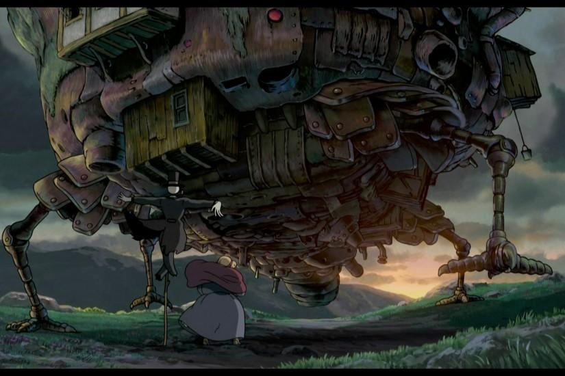 most popular howls moving castle wallpaper 1920x1080