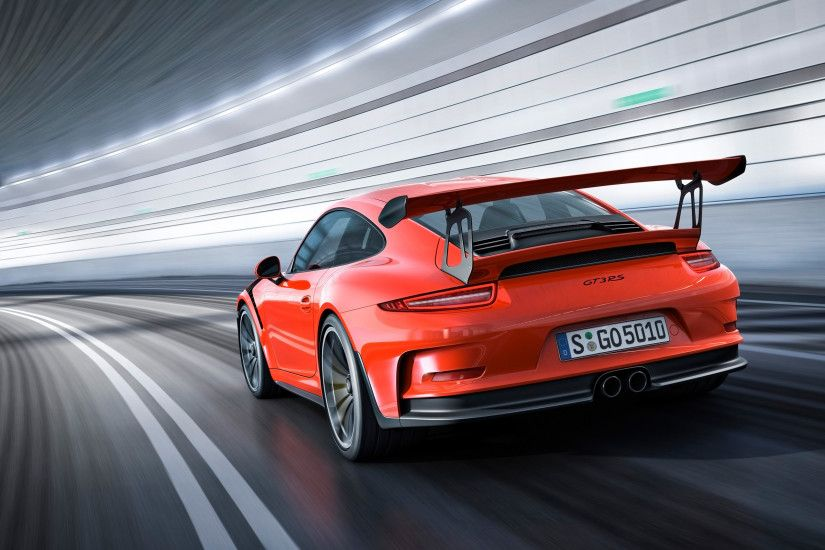 Awesome 2015 Porsche 911 GT3 RS Wallpaper 47495