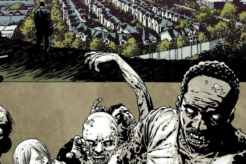 Walking Dead image-comics gh wallpaper | 1986x1407 | 138951 | WallpaperUP
