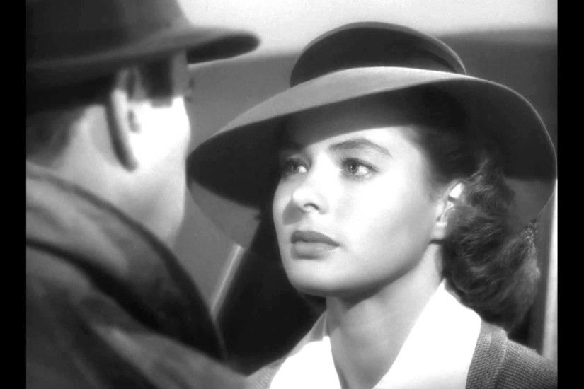 "Best of Warner Bros. 20 Film Collection Romance - Casablanca: ""We'll Always  Have Paris"" - YouTube"