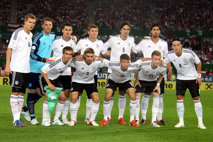 Germany National Football Team 2013 HD wallpaper