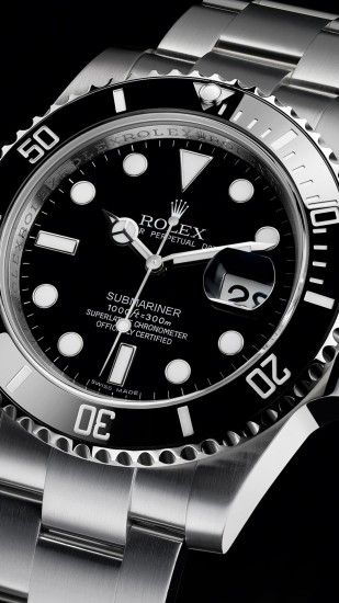 1440x2560 Wallpaper rolex, submariner 116610, watches, classic, quality,  brand