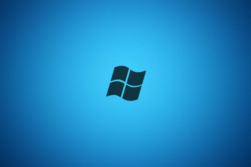 Pin Pin Blue Windows 7 Desktop Wallpaper Free Wallpapers Backgrounds .