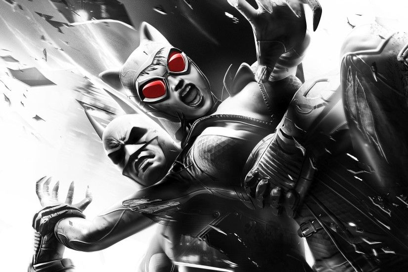 ... Batman: Arkham City HD Wallpaper 3840x2160