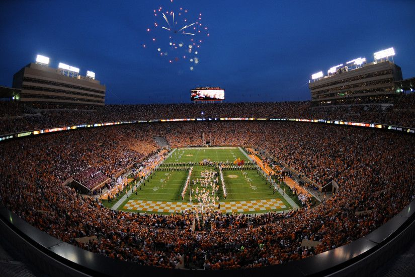 Tradition-Laden Weekend Leads to Gameday - University of Tennessee .