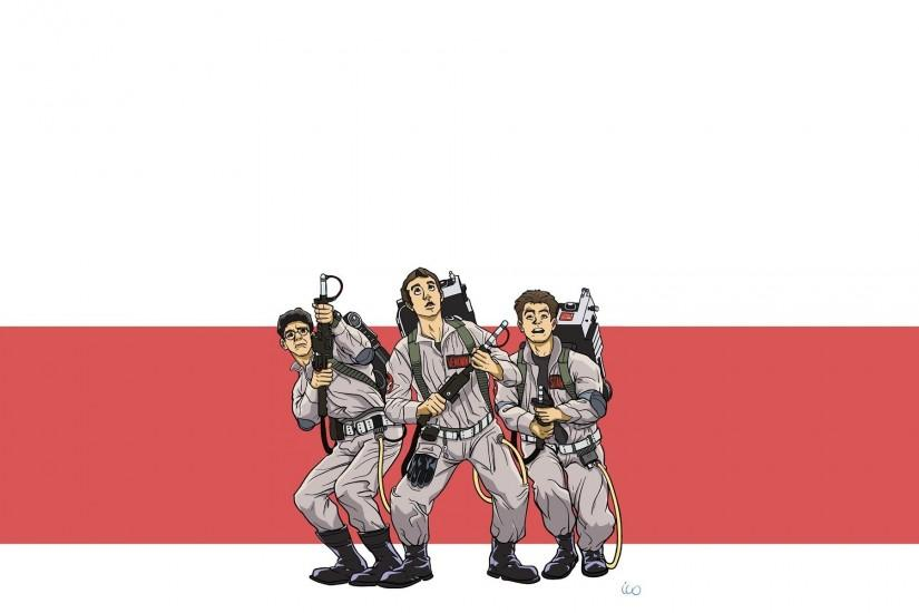 HD Widescreen Wallpaper - ghostbusters