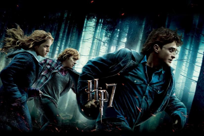 Harry Potter 7 Wallpapers HD Free.