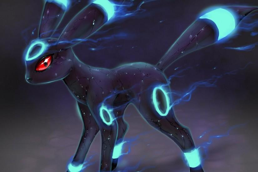 widescreen umbreon wallpaper 2560x1600 hd