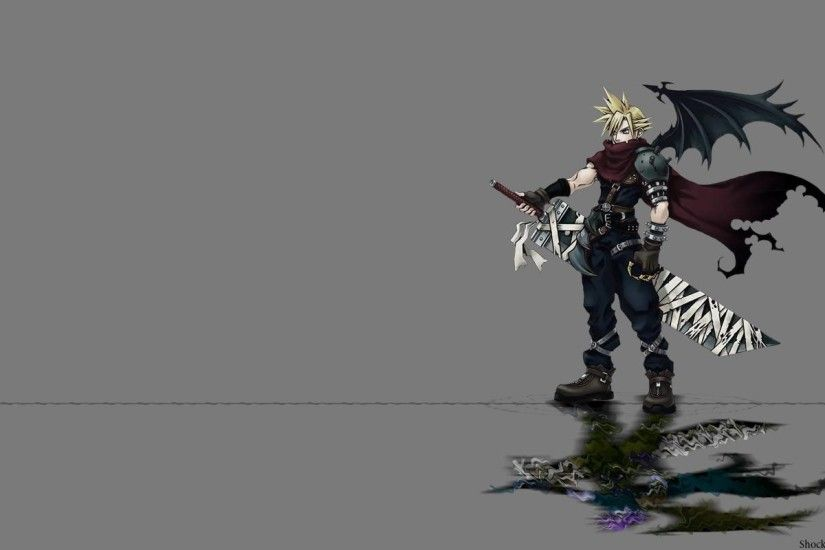 Kingdom Hearts Cloud. SHARE. TAGS: Final Fantasy Games