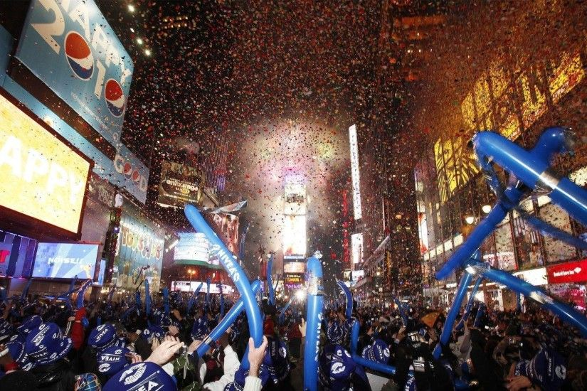 times-square-new-years-eve-wallpaper - New Year Wallpaper Quotes