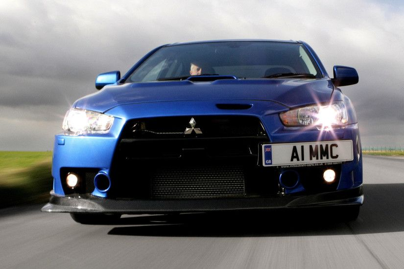 Wide 8:5 · Mitsubishi Lancer Evolution X ...