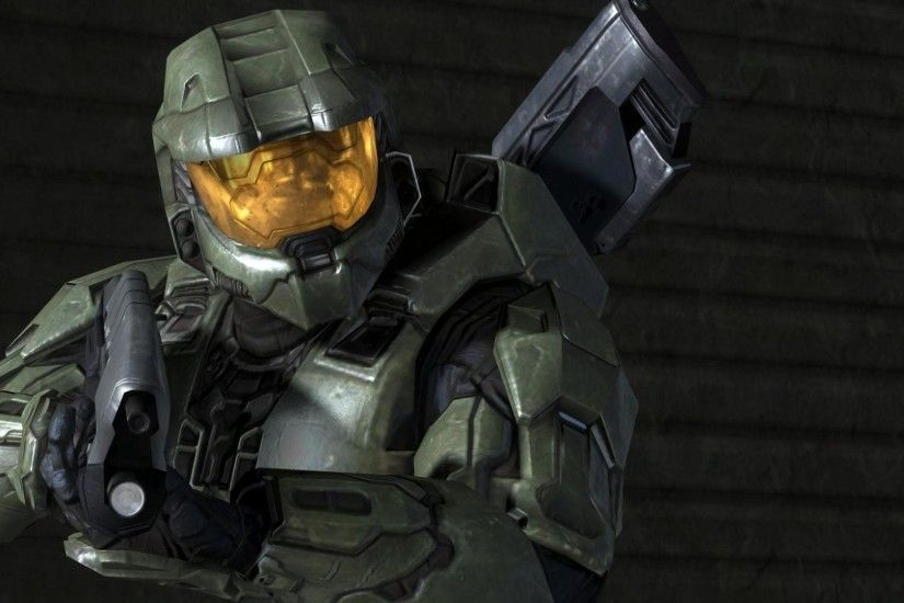 Wallpapers For > Halo Master Chief Wallpaper