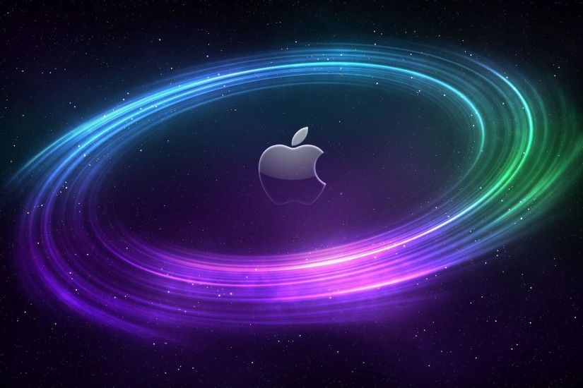 Images For > Apple Mac Background Space