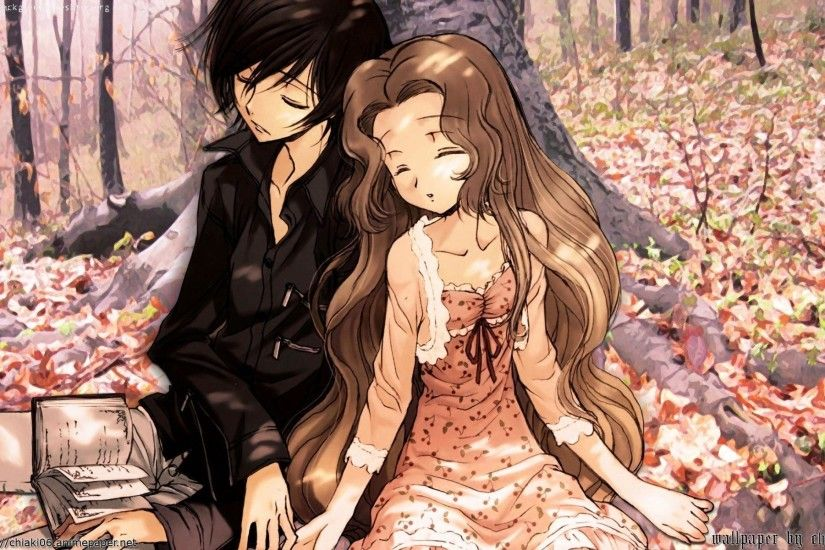 Anime Love Wallpapers - Viewing Gallery