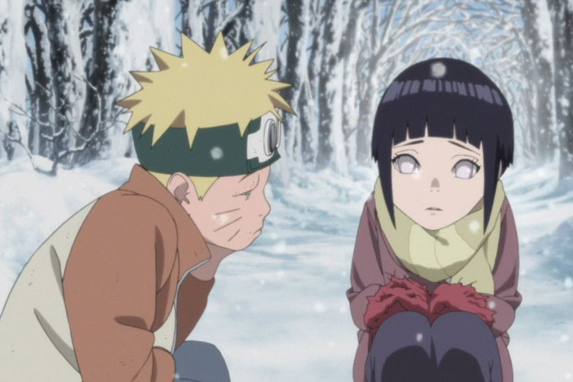 Image - Naruto's first encounter with Hinata.png | Narutopedia | FANDOM  powered by Wikia