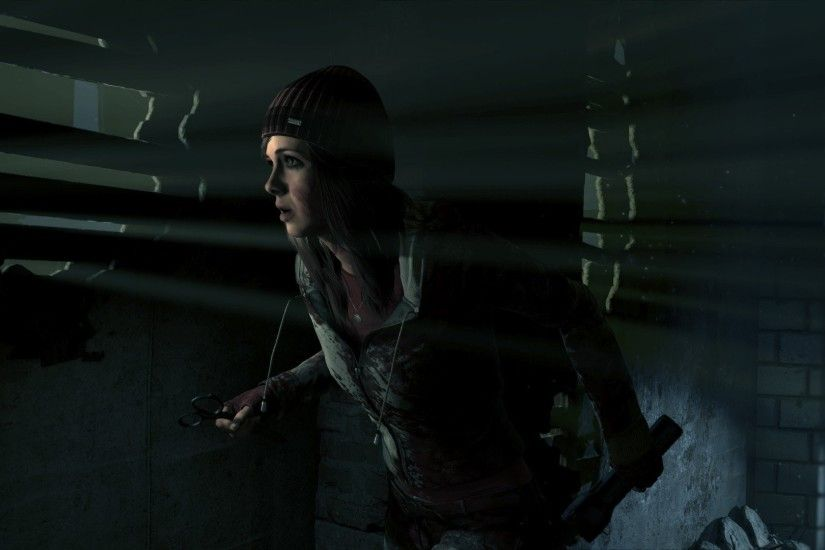 Ashley (Until Dawn), Until Dawn, PlayStation 4, Video games, Horror  Wallpapers HD / Desktop and Mobile Backgrounds