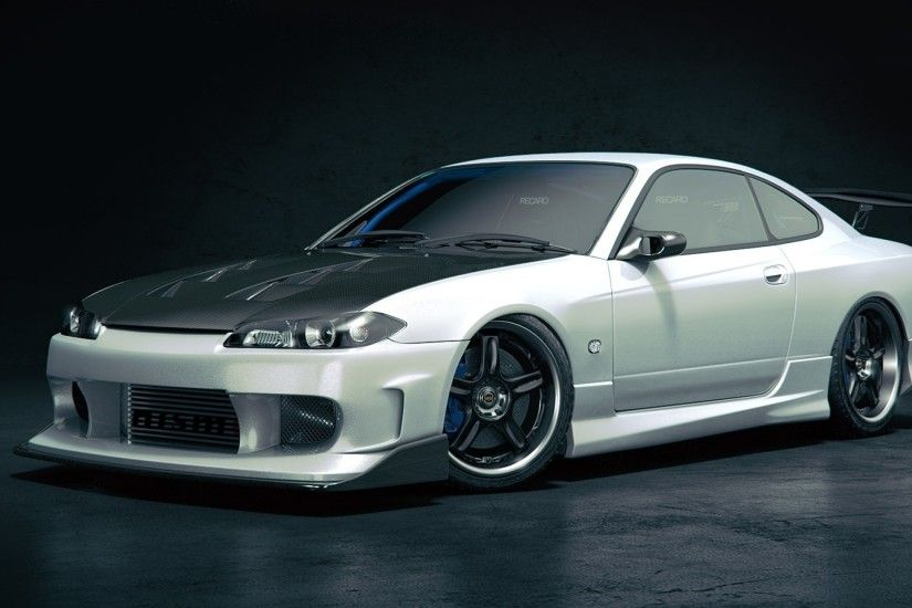 Download Wallpaper · Back. cars nissan silvia s15 ...