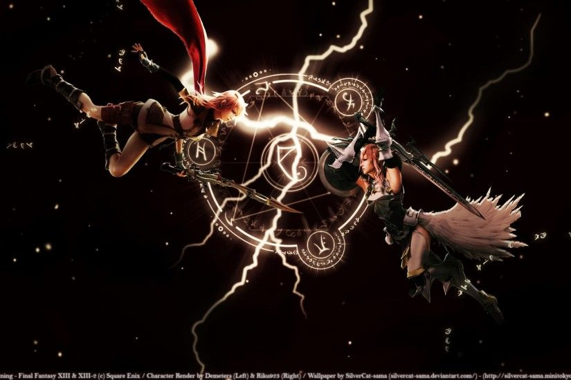 HQ Definition Wallpaper Desktop final fantasy xiii