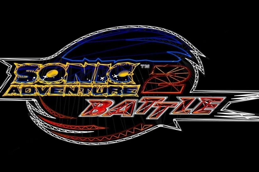 Sonic Adventure 2 Battle Logo - Viewing Gallery