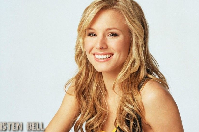 1920x1080 New Kristen Bell Pictures Full Hd Wallpapers Celebrities Picture .