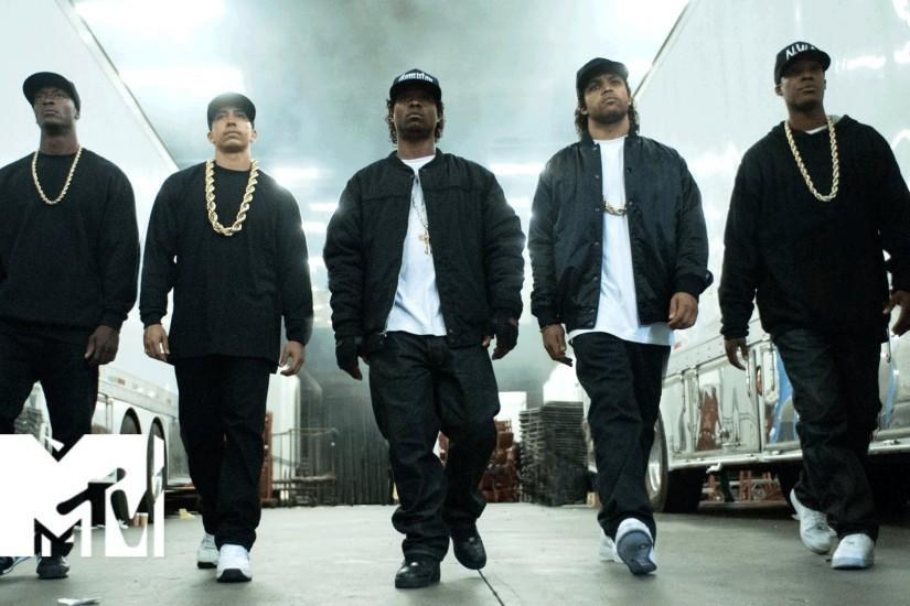 Straight Outta Compton (2015) | Official Theatrical Trailer | NWA Movie |  MTV - YouTube