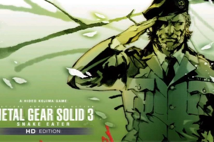... 3 Snake Eater Source · Konami Live Stream on Twitch of Metal Gear  SolidGaminRealm com