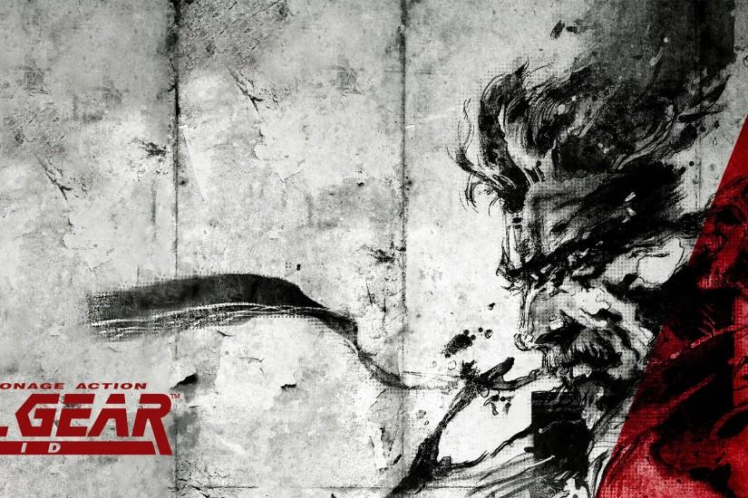 metal gear wallpaper 2560x1080 image