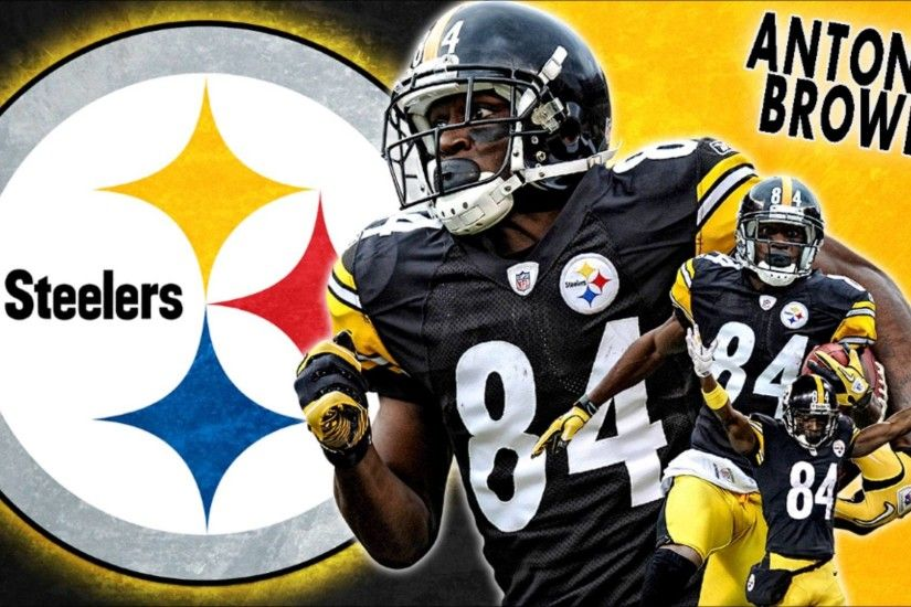... Attachment for Antonio Brown Steelers Wallpaper 9 of 37