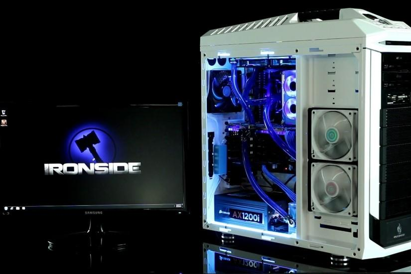 IRONSIDE GAMING computer desktop wallpaper | 1920x1080 | 401281 .
