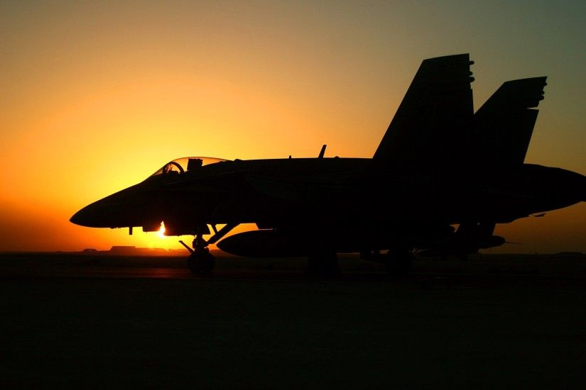Fighter Jet Sunset #7030589 Sunset Jet Aircraft Wallpaper with 1920×1080  Resolution | Jet .