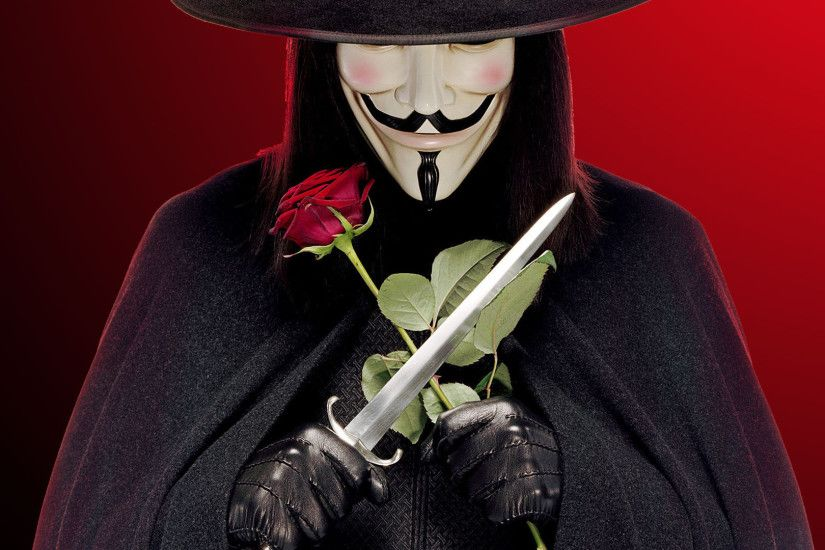 V for Vendetta - V for Vendetta Wallpaper - Fanpop fanclubs