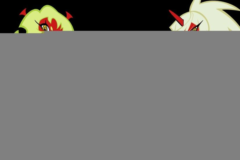 HD Scanty And Kneesocks Vector Panty Stocking With Garterbelt Character  Wallpaper