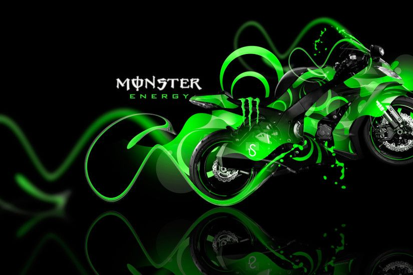 monster energy kawasaki ninja green plastic bike wallpapers hd wallpapers  high definition amazing desktop wallpapers for windows apple tablet  download free ...