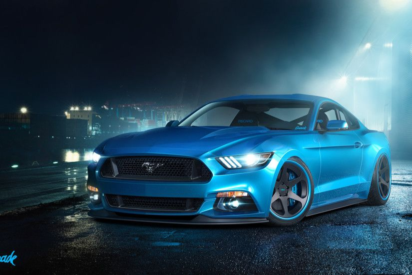 2015 Ford Mustang GT Wallpaper HD Car Wallpapers 1920x1080