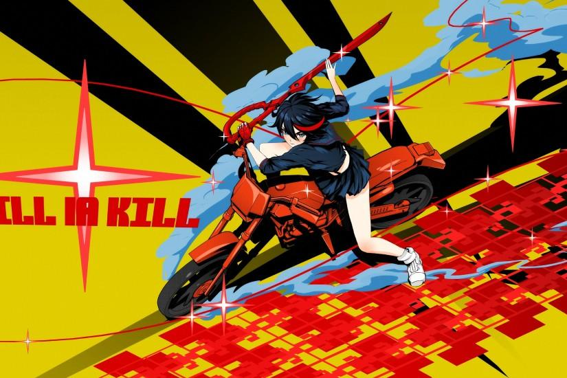 amazing kill la kill wallpaper 2300x1294 for iphone 5s