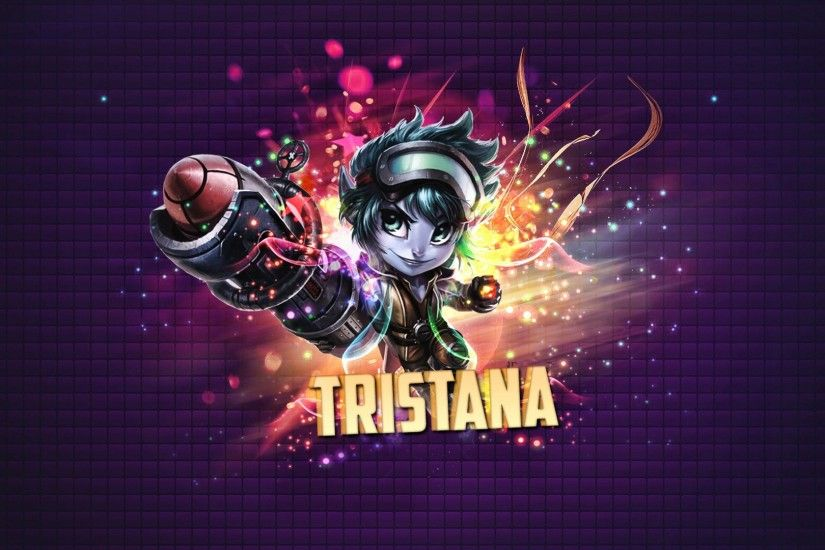 League Of Legends, ADC, Tristana Wallpapers HD / Desktop and Mobile  Backgrounds