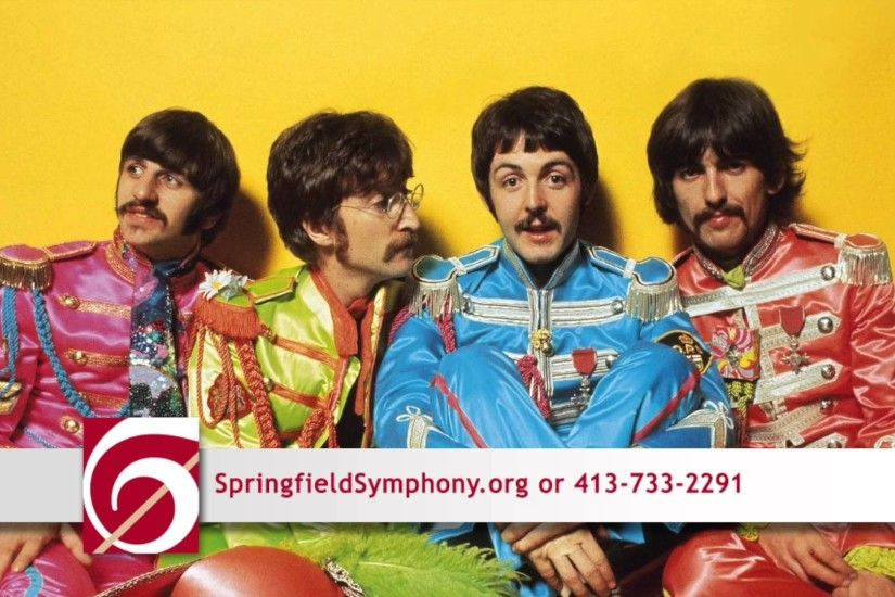 Jeans 'n Classics - Sgt. Pepper / The Beatles with Springfield Symphony  Orchestra - YouTube