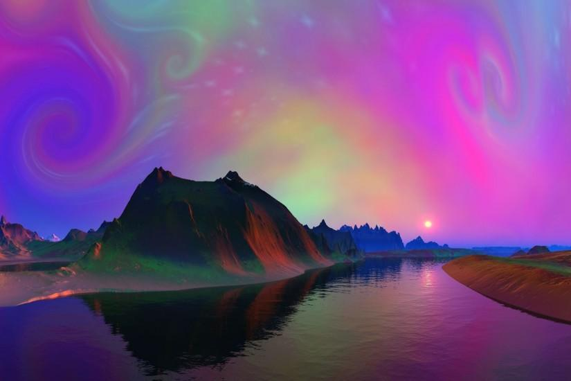 Psychedelic Desktop Backgrounds Wallpaper 180850