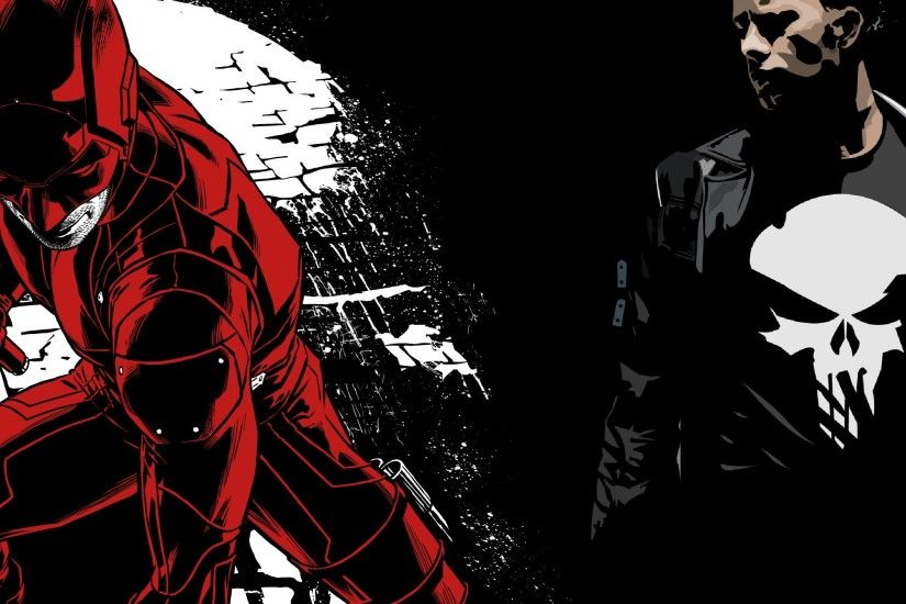 Daredevil & Punisher Wallpapers