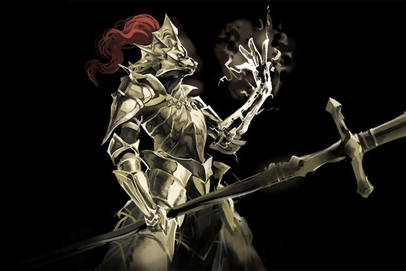 Dark Souls, Dark Souls II, Video Games, Ornstein Wallpapers HD / Desktop  and Mobile Backgrounds